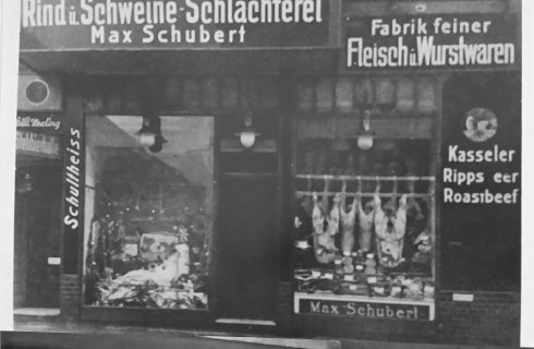 Max Schubert 1906 bis 1936